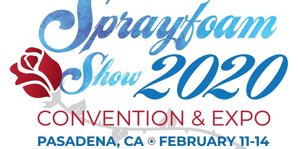 2020 Sprayfoam Show