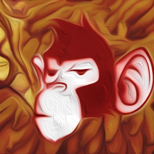 Vapin' Ape