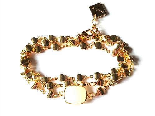 Bracelet AZUR Doré