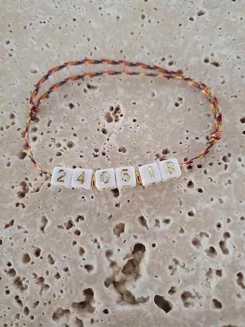 Bracelet DATES