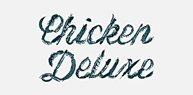 chicken deluxe font