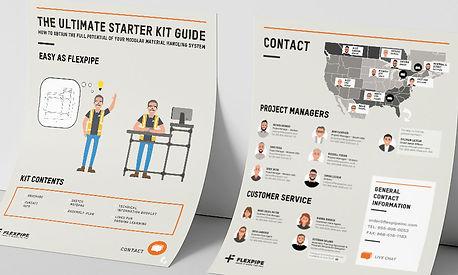 flexpipe starterbox poster