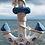 Thumbnail: Blue Sea Pottery Anchor Mobile