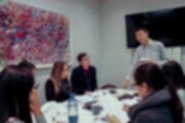 Corporate Mandarin Class in Vancouver by Pandarin