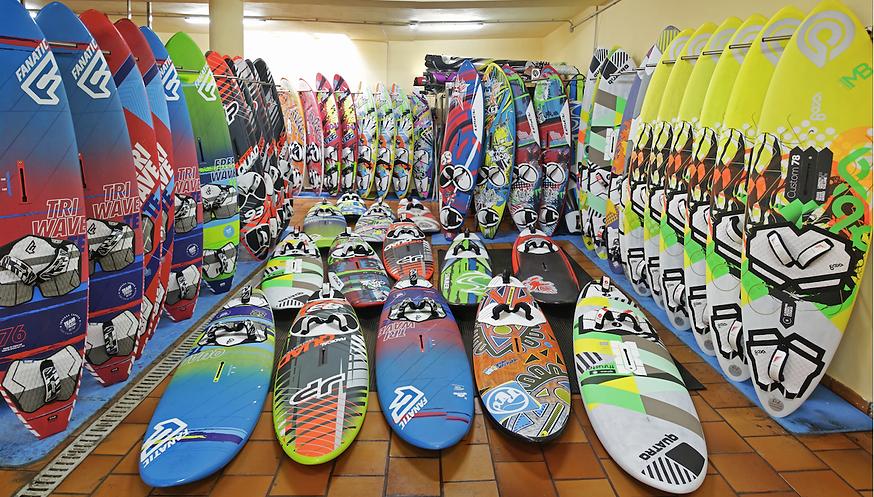 Que tabla de windsurf comprar?