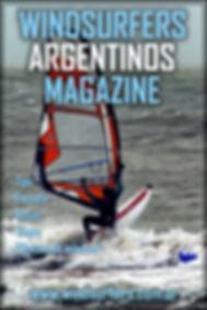 windsurfers argentinos