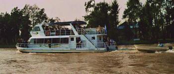 Delta - catamaran