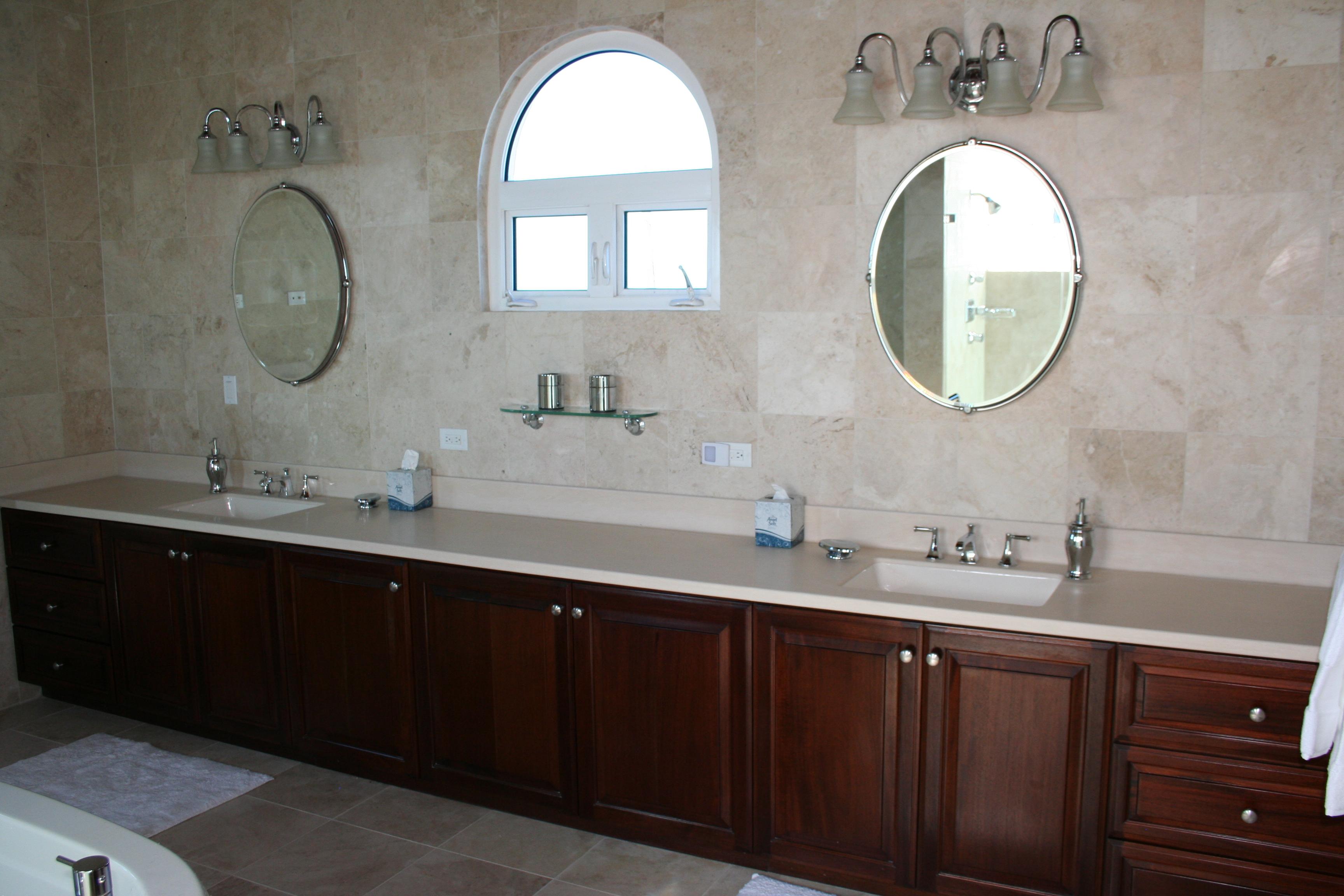 Soleil  Grand Suite Master Bath