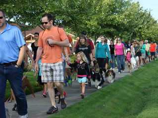 6th Annual Mutt Strut: A Dog Walk Fundraiser Saturday August 20th!