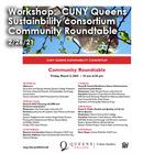 Cuny Queens Sustainability Consortium