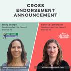 Cross Endorsement!