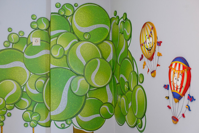 animino Toy Room Ino Karella Artwork