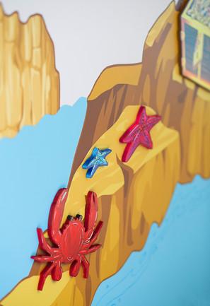 animino Pirates and Ninjas Room Ino Karella Artwork