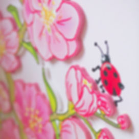Princess and the Frog Room | Animino Children's room murals and decora