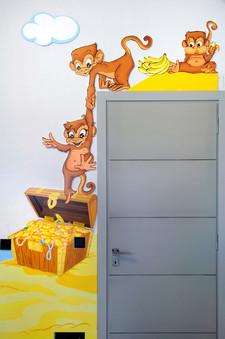 animino Carebbean Room Ino Karella Artwork