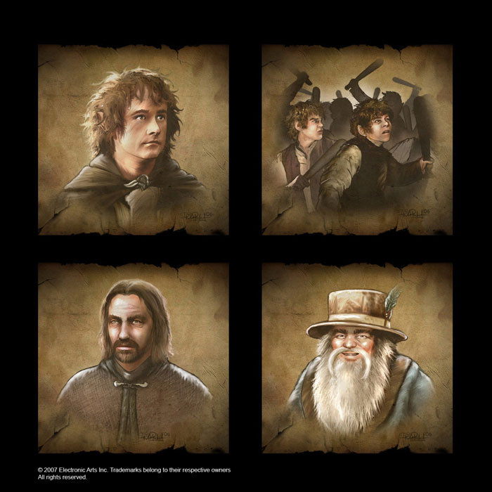 EA Games - Battle of Middle Earth