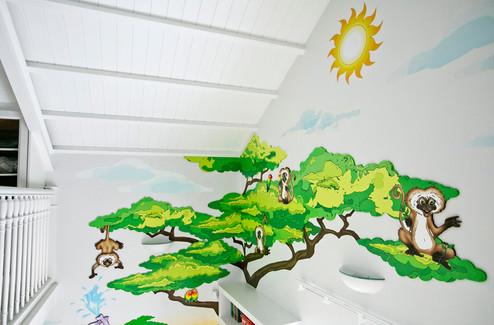 animino Savanna Room Ino Karella Artwork