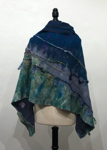 Water Poncho-other side