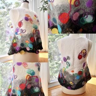 Dot Vest collage $200