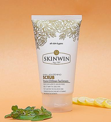 Skin Lightening Scrub