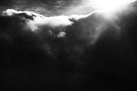 light-abstract-cloud-black-and-white-sky