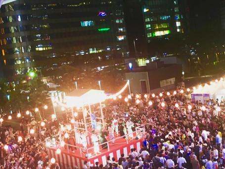 博多駅夏祭り