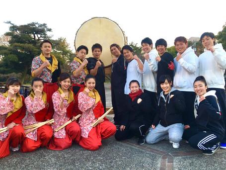 演奏:名古屋城 東日本大震災復興支援イベント