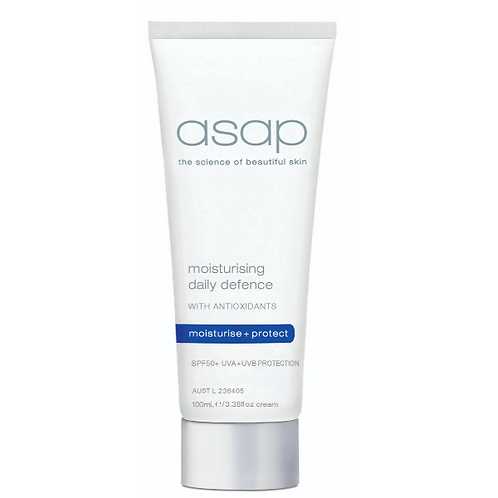 ASAP Skincare - Moisturising Daily Defence