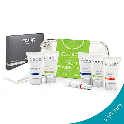 ASAP Skincare -  Skin Essentials Pack