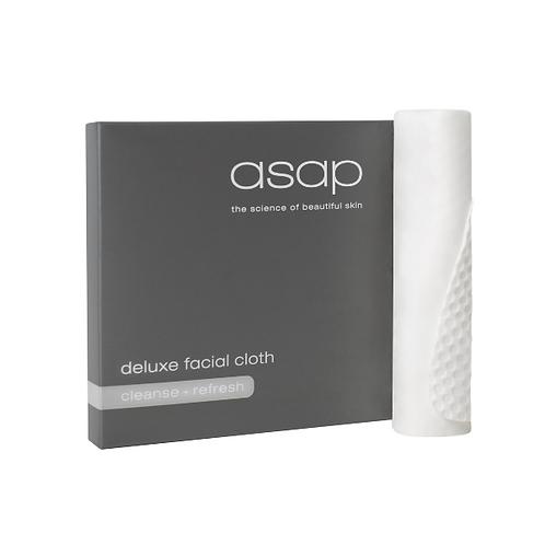 ASAP Skincare -Duluxe Facial Cloth