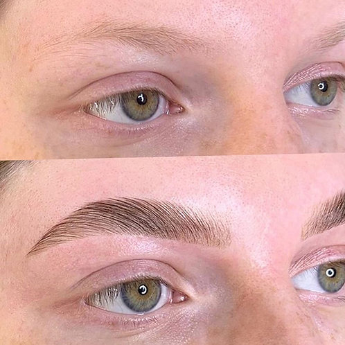 Eyebrow Lamination Course