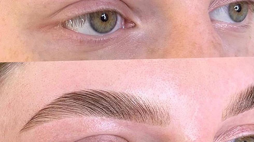 Eyebrow Lamination Course