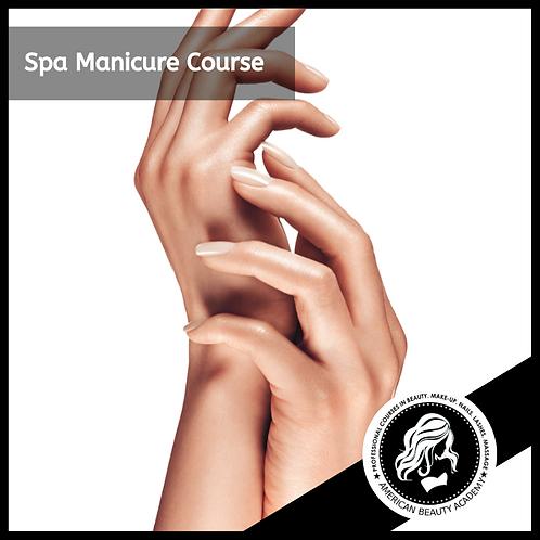 Spa Manicure Course