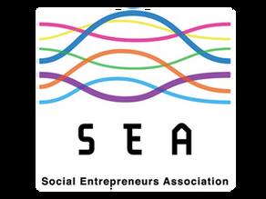 一般社団法人ソーシャルアントレプレナーズアソシエーション(SEA)代表理事に就任