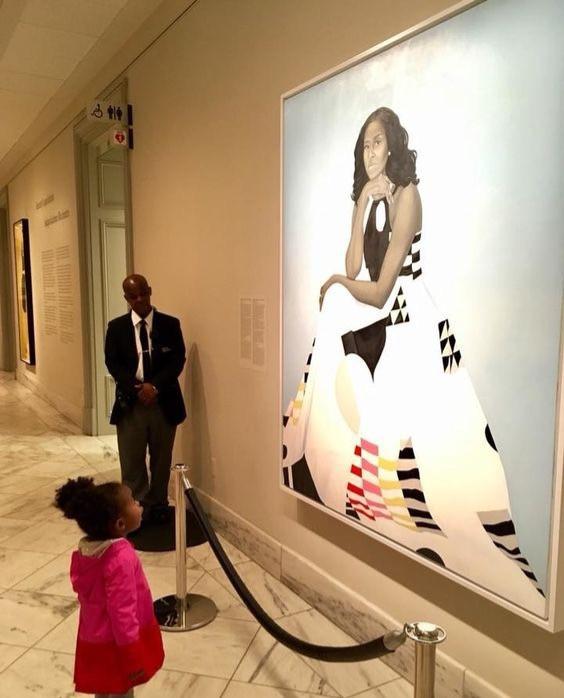 First Lady Michelle Obama (Portrait)