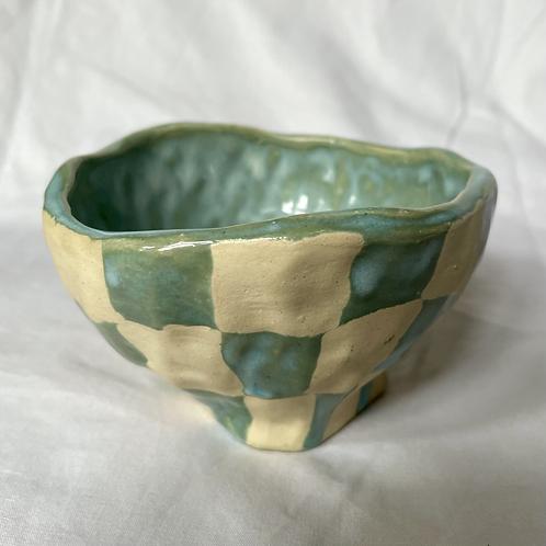 Aqua check bowl