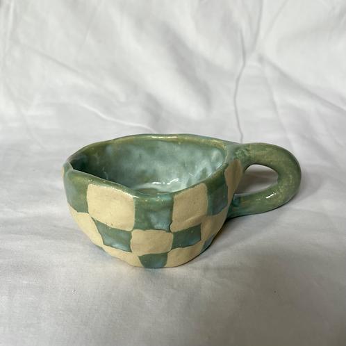 Aqua check cup