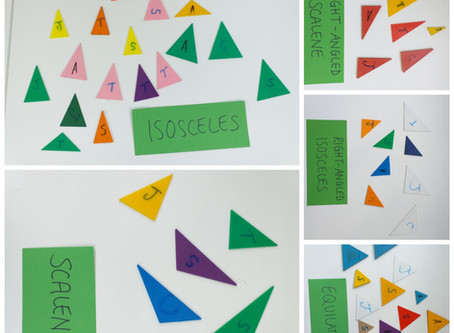 Tremendous Triangles
