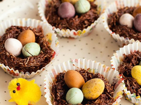 Easter Nests!