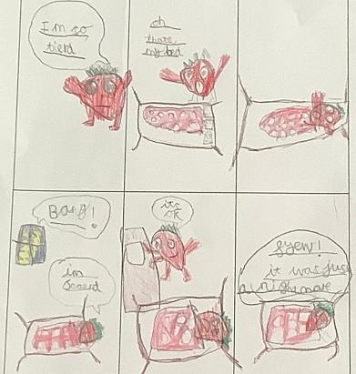 Comic Book Creations