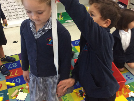 Reception Are Growing Up