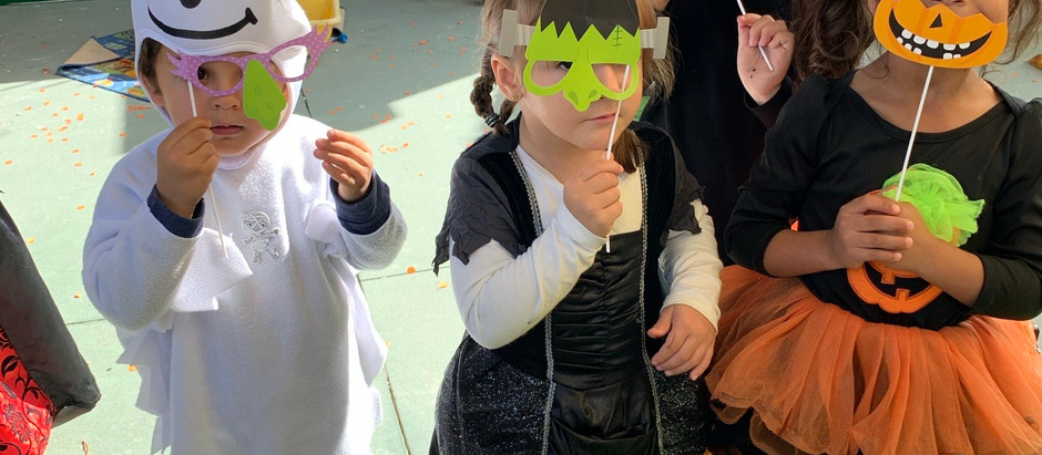 Pre Nursery & Nursery Celebrate Halloween