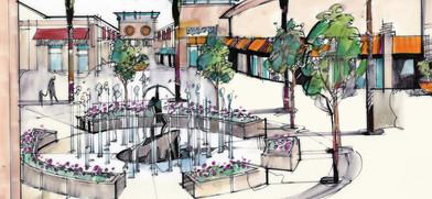 Janss Marketplace in Thousand Oaks, California