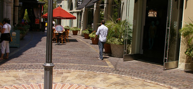 The Grove in Hollywood, California