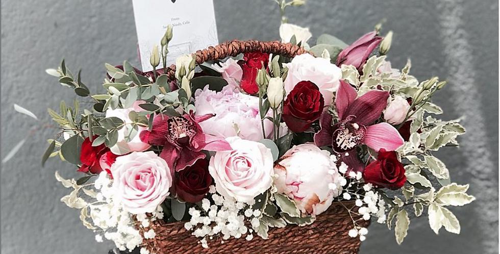 Flower Basket | Start from 600,000 IDR