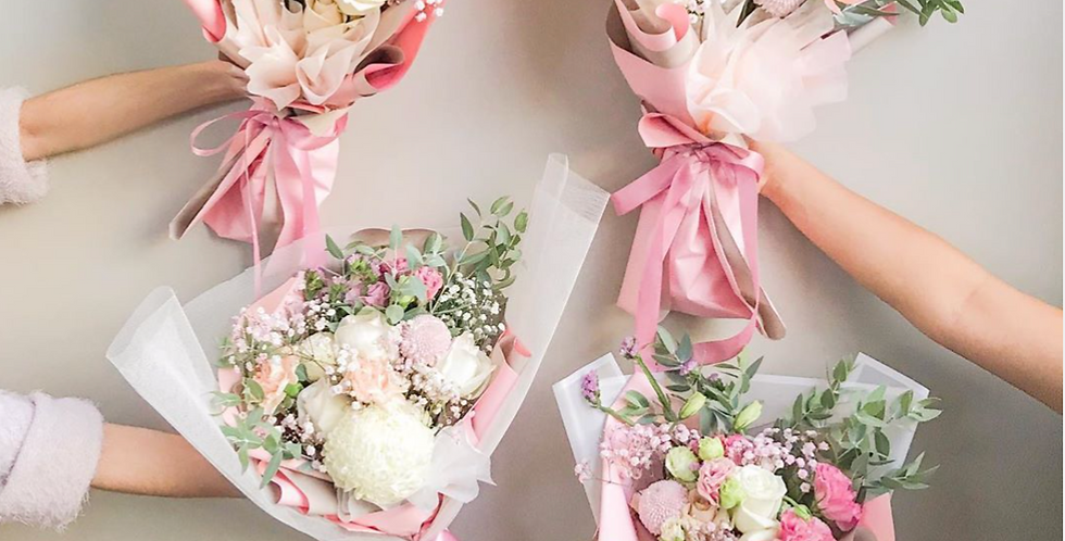 Beauty in a Bouquet | 75-80 AUD