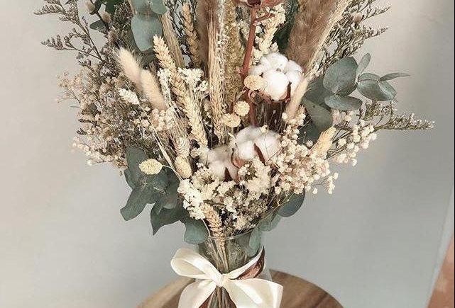 Zen Cotton Vase | 780,000 IDR