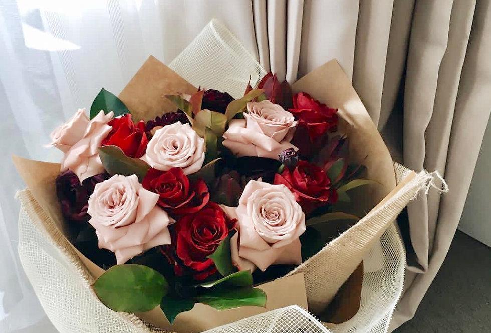 Red Romance 1