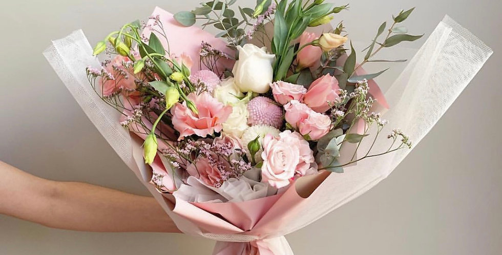 Rustic Foliage Bouquet | 80 AUD