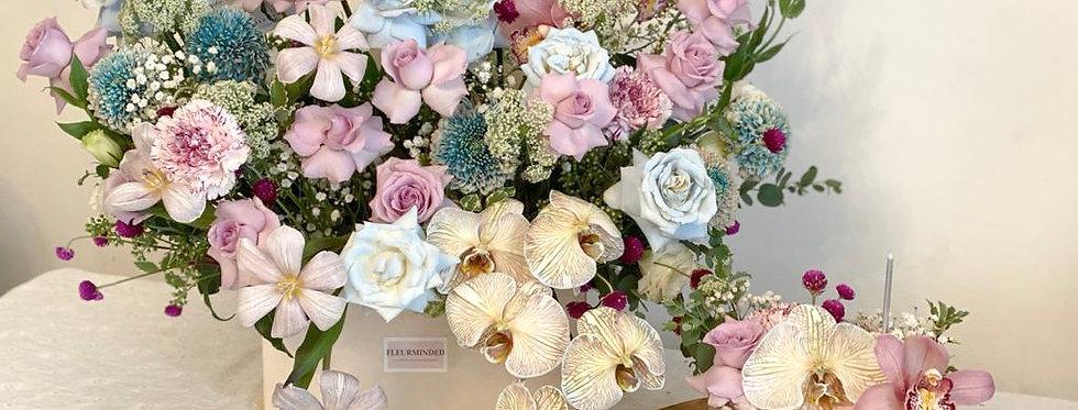 Premium Fleur Chest x Cake | 280 AUD